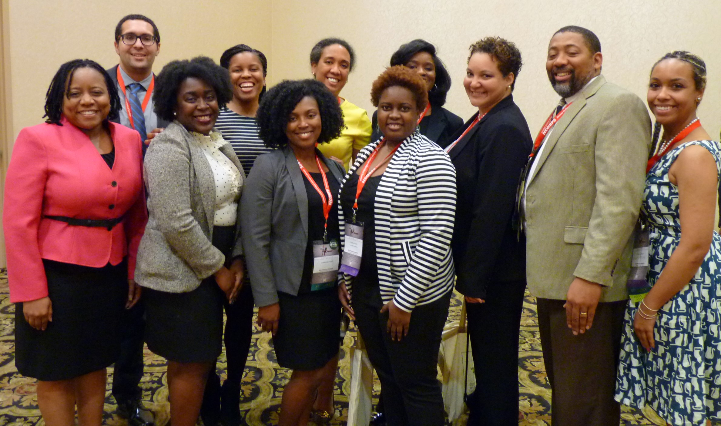 american political science association > programs > diversity rbsi alumni gather at the 2017 national conference of black political scientists in san diego