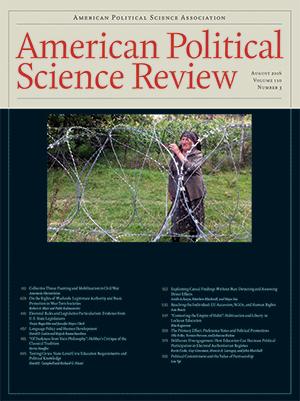 american political science association gt publications gt about apsa