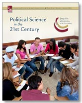 Political Science in the 21st Century cover