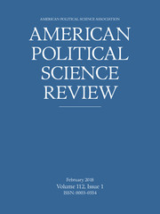 APSR Cover