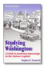 Studying in Washington Booklet Cover