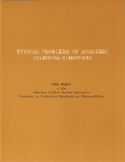 Ethical Problems Cover