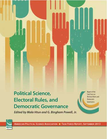 Political Science, Electoral Rules, and Democratic Governance (2013)