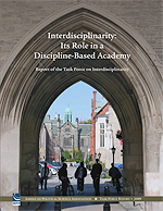 Interdisciplinarity Cover