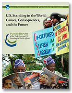 US Standing in the World Cover