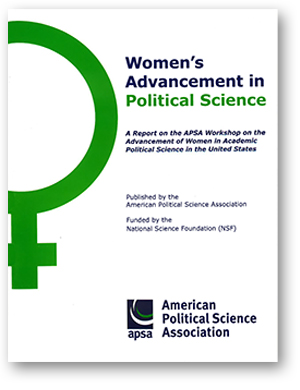 Women's Advancement in Political Science